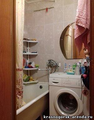 Однокомнатная квартира в аренду в Красногорске